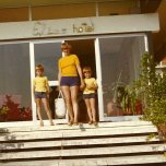 Hotel Elios in Bellaria Igea Marina (1980)