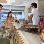 Terrace Hotel Elios Igea