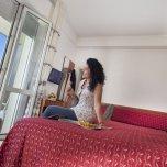 Room Rubino Hotel Elios Igea