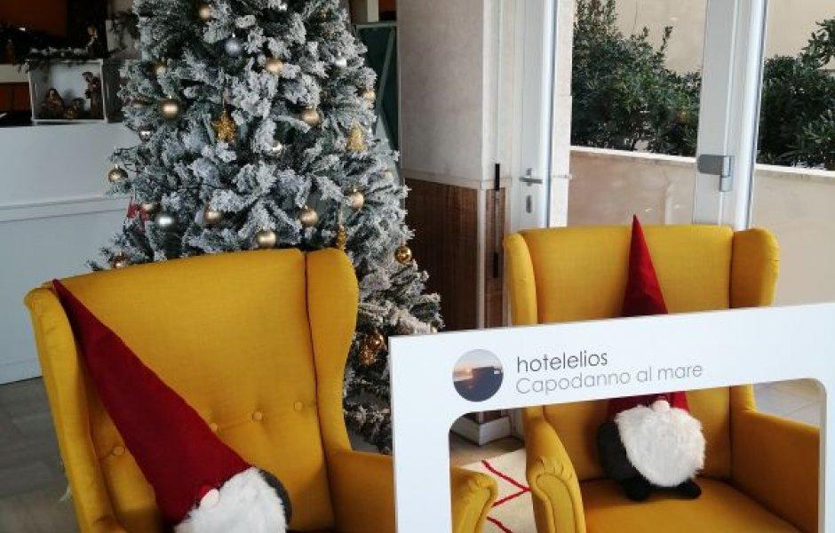 Hotel Elios in festa: vacanze di Capodanno 2019.