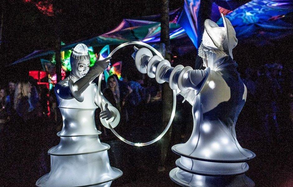 FESTE DA SOGNO: cosplayer e spettacoli di magia a Bellaria Igea Marina.