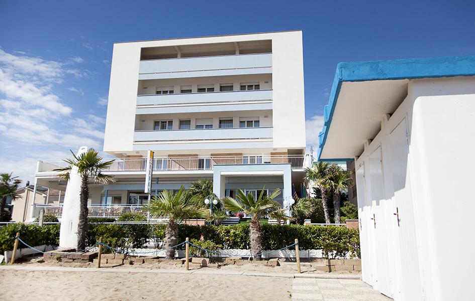 Hotel Direttamente sul mare Bellaria Igea Marina | Hotel Elios