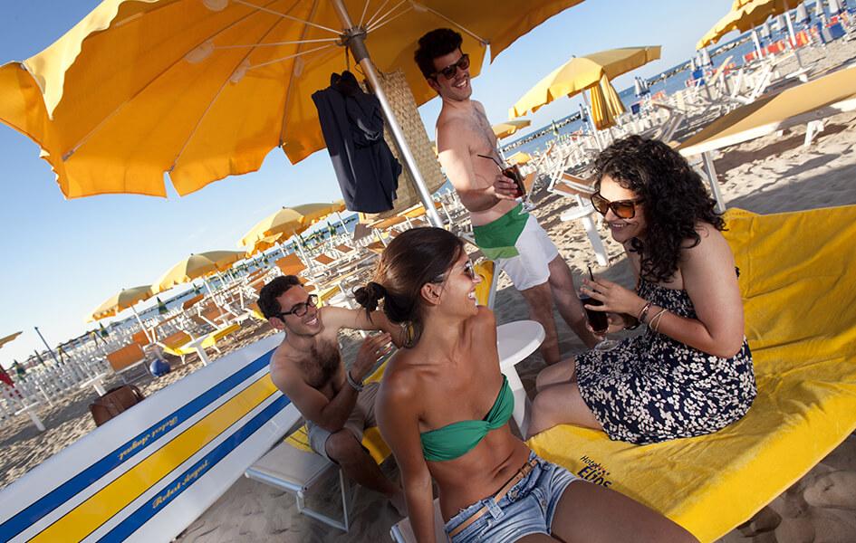 Hotel con Spiaggia privata Bellaria Igea Marina | Hotel Elios