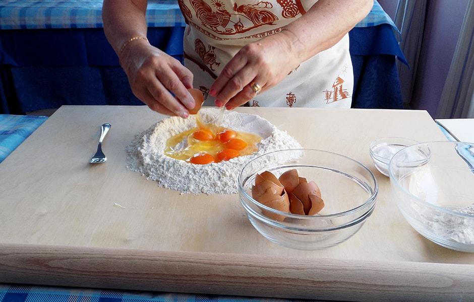 Scuola di cucina con Nonna Violante | Hotel Eliseo
